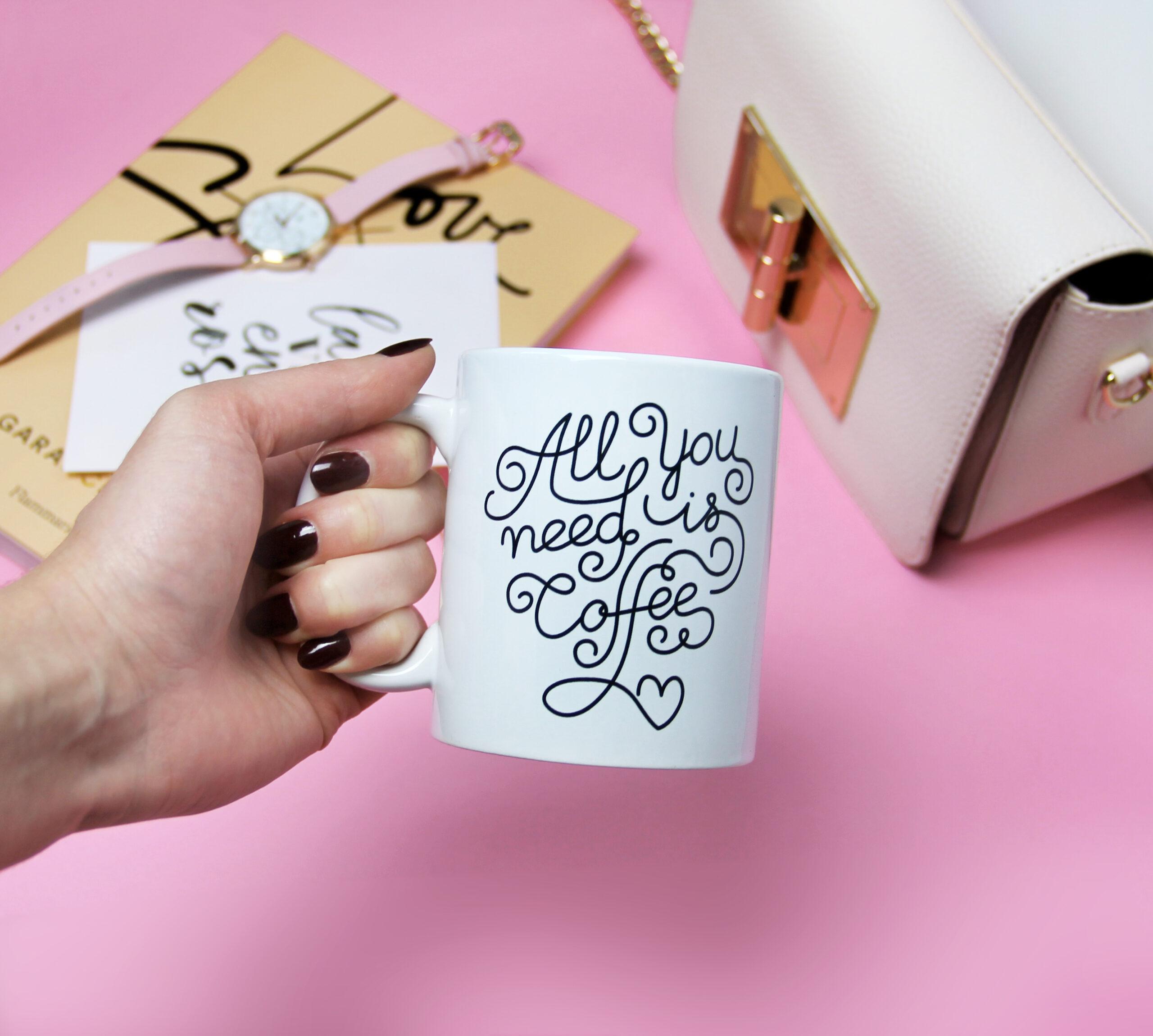 mug addict café