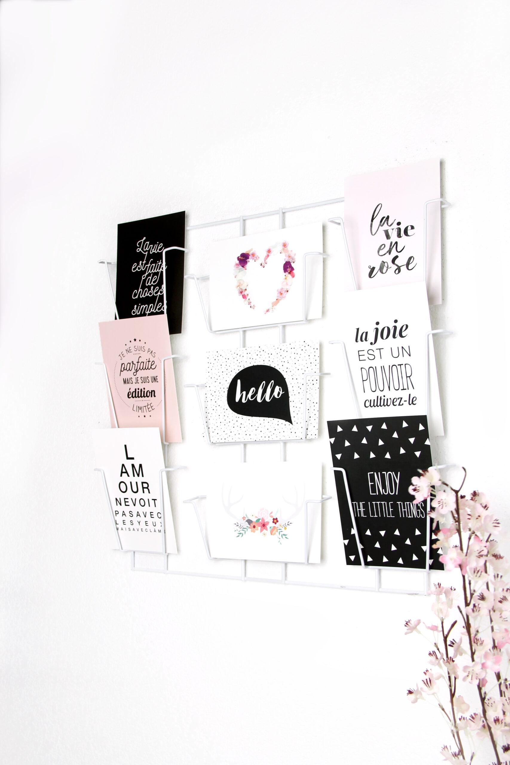 porte-cartes design minimaliste déco féminine