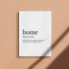 carte postale home maison